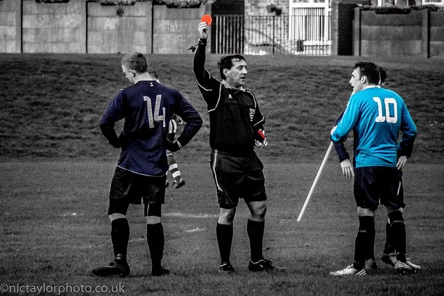 Wheaty FC vs Prescot Sun Reserves FC credits via Flickr ( (CC BY-NC-ND 2.0)