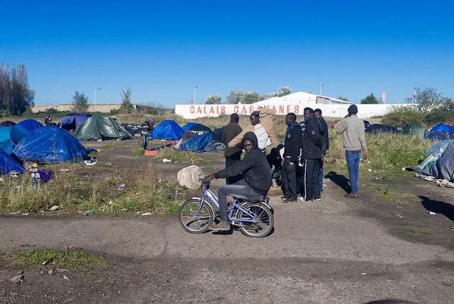 Stefan de Vries : Calais (CC BY-ND 2.0)
