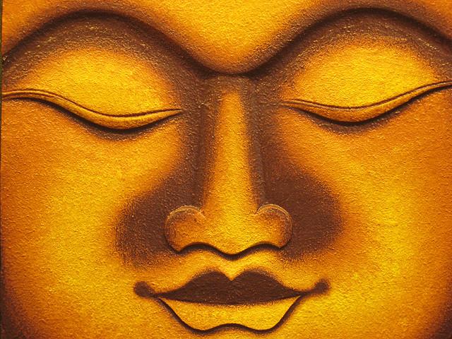sleeping buddha credits Matt Westgate (CC BY-SA 2.0)