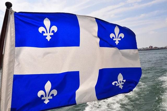 Drapeau du Quebec abdallahh (CC BY 2.0)