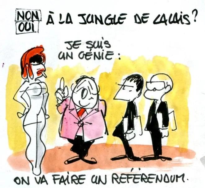 Calais René Le Honzec