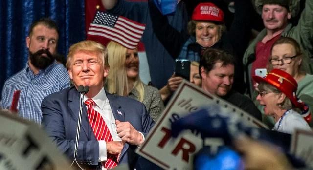 Darron Birgenheier-Donald Trump in Reno Nevada-janvier 2016 (CC BY-SA 2.0)