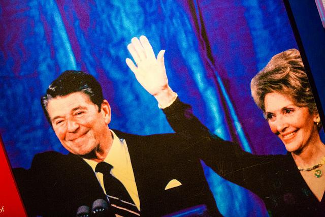 Thomas Hawk-Ronald Reagan Library(CC BY-NC 2.0)