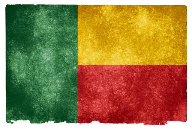 Drapeau du Bénin