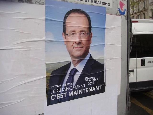 François Hollande ne brille pas par ses talents de politicien avec la loi travail