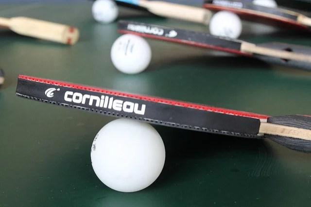 Le ping pong, un bon indicateur de la santé de la Silicon Valley