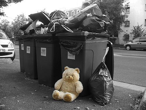 Grève des éboueurs : libérons la collecte des déchets !