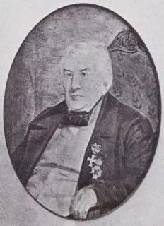 Arnold de Lasaulx (1774-1863), bourgmestre de Moresnet neutre jusqu'en 1859