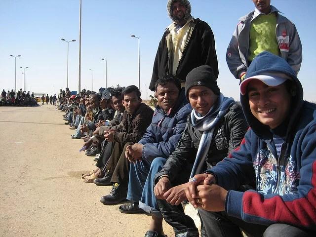 """Faire de la crise des réfugiés une opportunité de """"laissez-faire"""""""