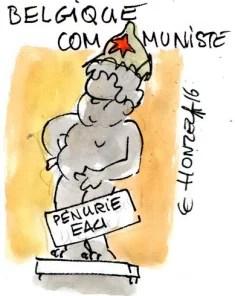 Belgique René Le Honzec