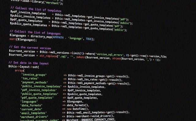 InvoicePlane CodeII by Kovah (CC BY 2.0)