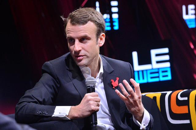 Macron le faux rebelle ?