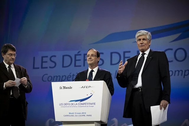 La (seule) bonne décision de François Hollande