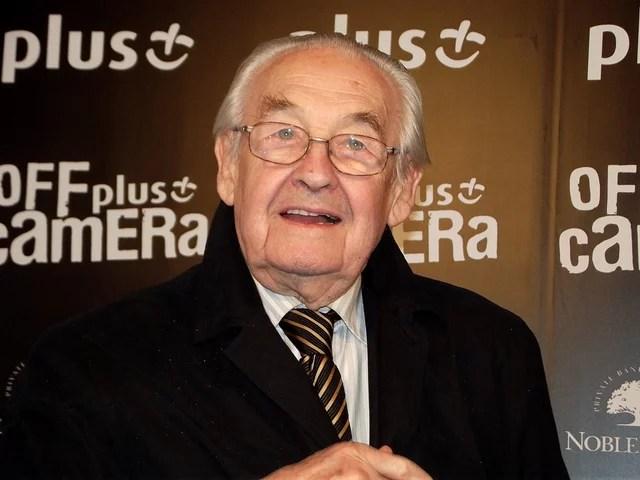 Andrzej Wajda, le plus grand réalisateur polonais, est mort