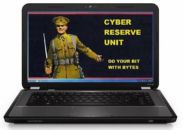 La guerre civile numérique