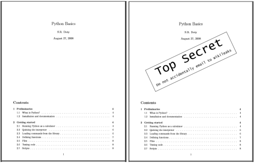 Working with PDF files in python! – Indian Pythonista
