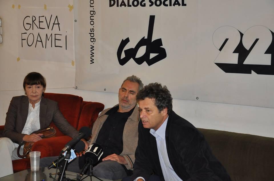 Monica Macovei,, Andrei Ursu si Radu Filipescu