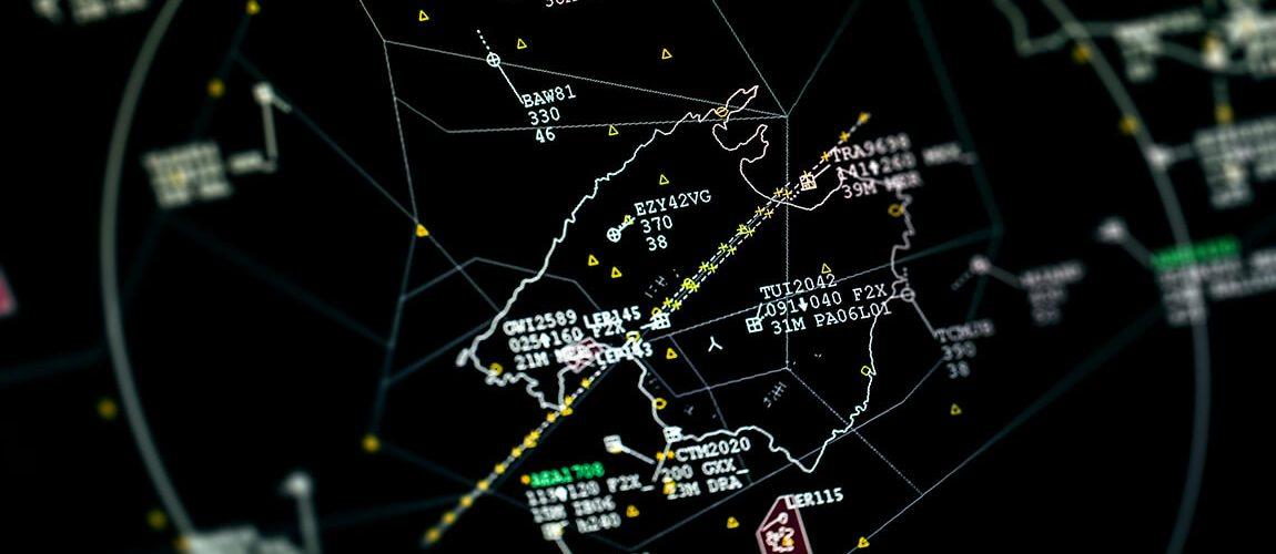 Los controladores españoles gestionan 21.400 vuelos más durante el primer trimestre