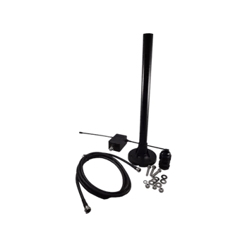 Allows the system receiver to be mounted in an enclosure or behind an obstruction.Part Number: 700DIROP9