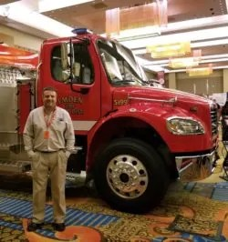 FDIC 2019 Control Chief Fire Equipment