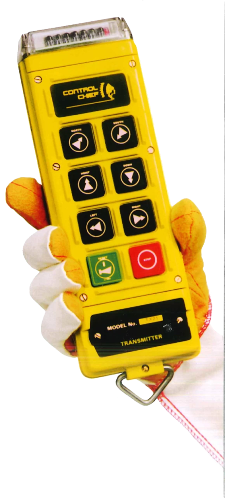 Control Chief Raymote Infrared Remote Control System