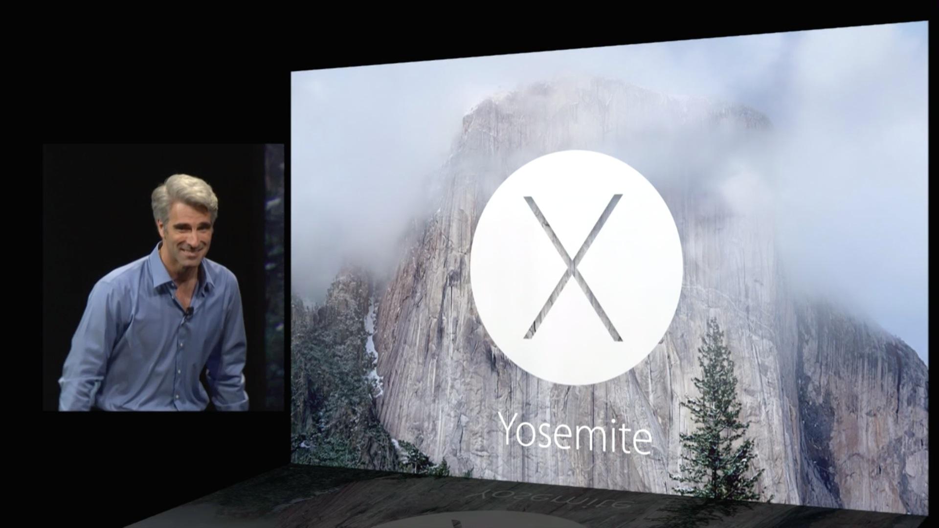 """OS X """"Yosemite"""" Revealed"""