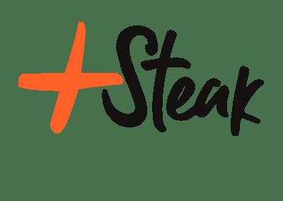 + Steak