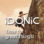 IDONIC – Empresa de Relógios de Ponto e Sistemas de Controlo de Assiduidade – Time for great things!