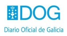 Resultado de imagen de diario oficial de galicia