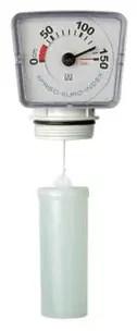 Oil tank gauge