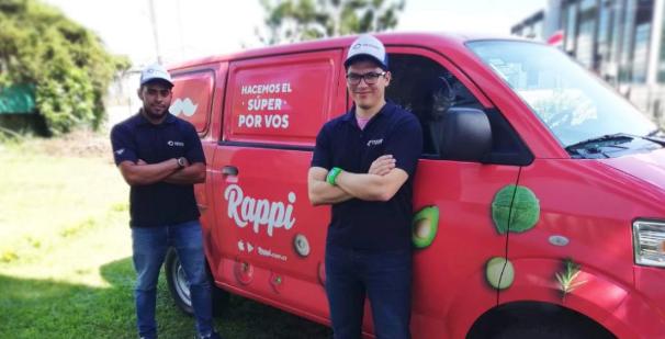 rappi gana momentum en costa rica, colabora con moovin para optimizar las entregas