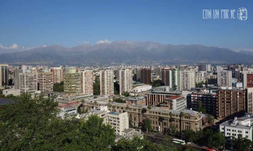 Panorámica Santiago