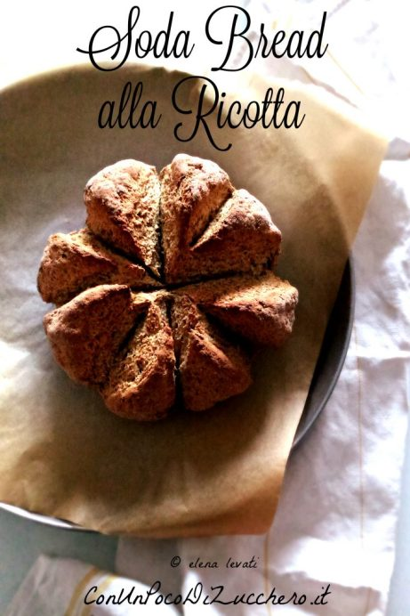 Ricotta Soda Bread