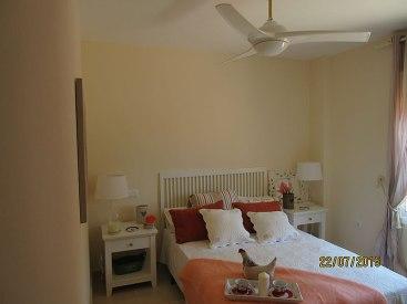 Dormitorio de vivienda en venta en Ribalta Mar de Cristal