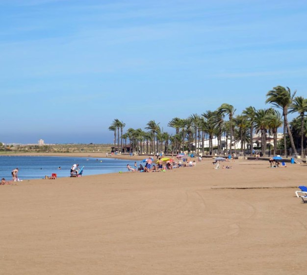 Playas de Mar de Cristal