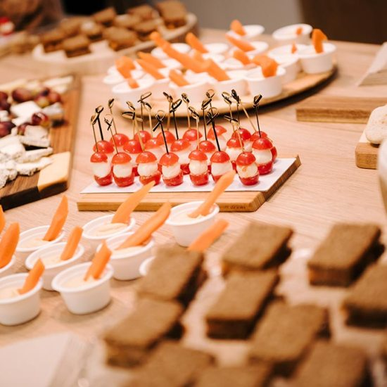 catering Espai 25, coworking,
