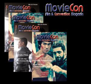 MovieCon-Film-& Convention Magazin -Abo