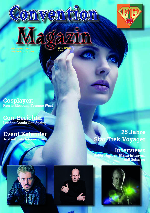 Convention Magazin Ausgabe 4