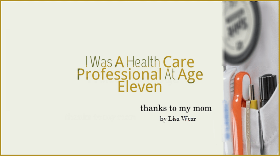 health care professional age eleven