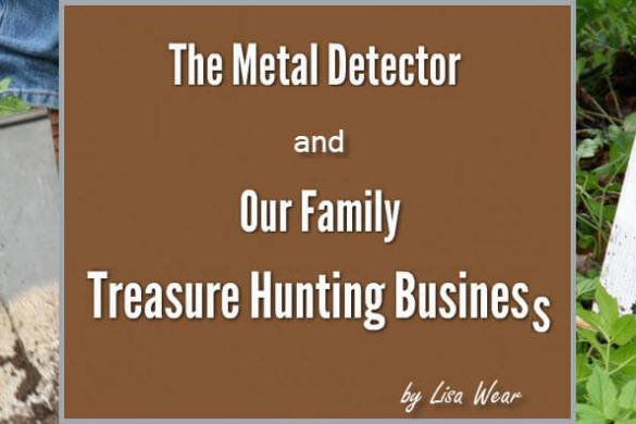 metal detector family treasure business