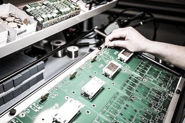 PCB assembly Converdan