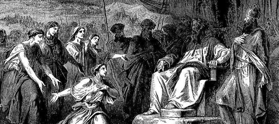 What The Daughters of Zelophehad Can Teach Modern Feminists