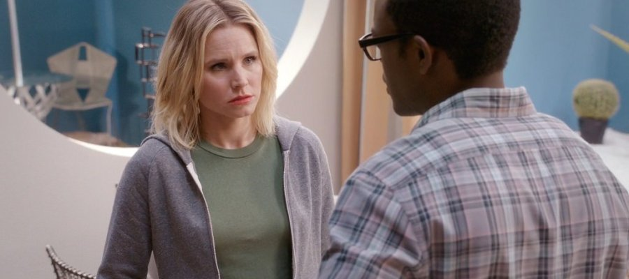 Reaping the Rewards of Difficult Community with NBC's The Good Place