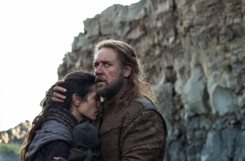 'Noah' raises profound questions, demands discussion