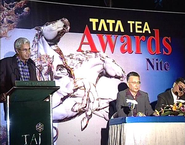 TATA Tea Award Night, 2006