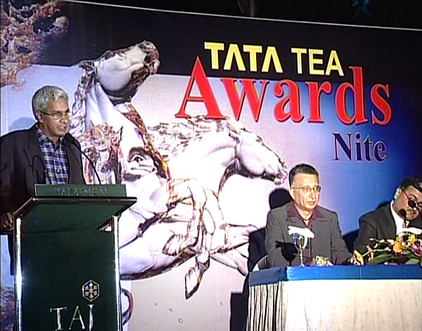 TATA Tea Award Night, 2006
