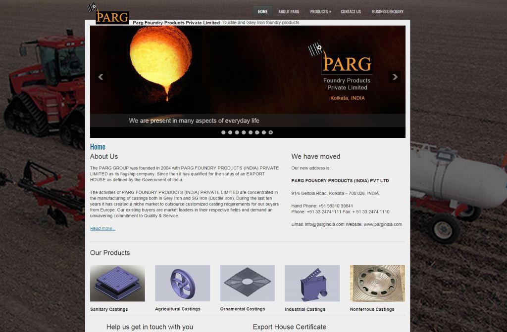 Parg India