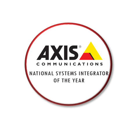 Axis Communications National Systems Integrator of the year