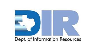 DIR Department of Information Resources Logo