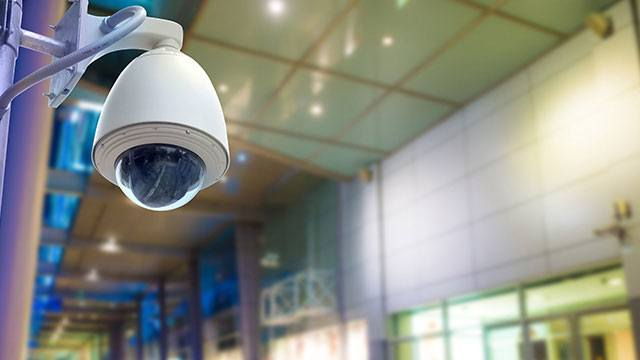 Camera in a building header image